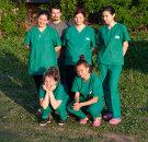 Vet Team von Dr. Corbu (Mitte)