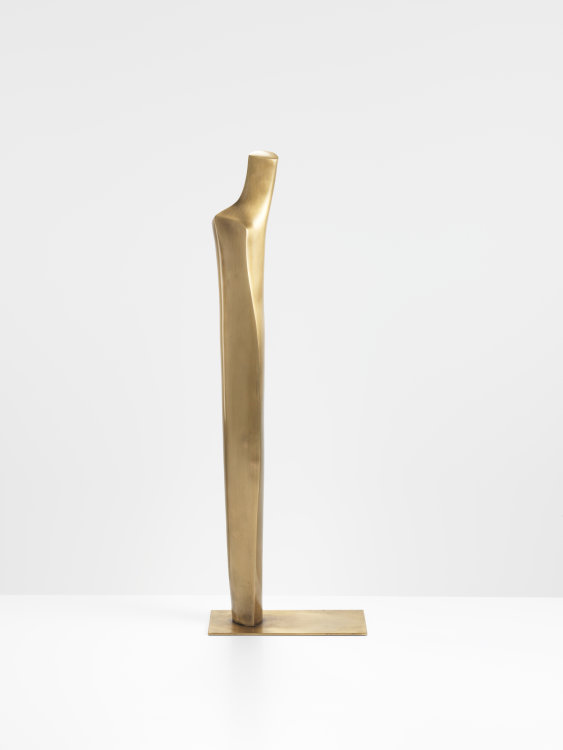 Tall Bronze. Untitled. 2016.(Edition 1/3)