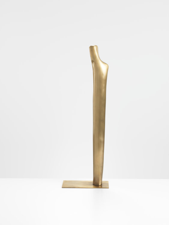 Tall Bronze. Untitled. 2016. (Edition 1/3)