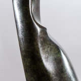 Patina Detail - Small Bronze. Untitled. 2017 (Edition 2/3)