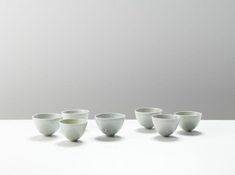 Simple Celadon Bowls - 2012