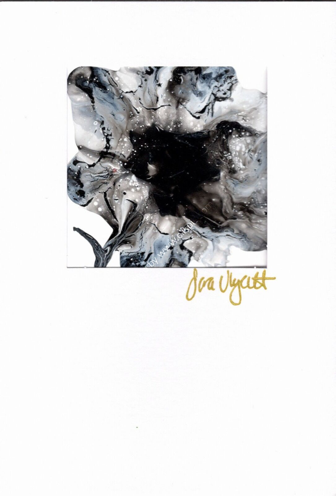 Original Art card - Two