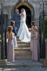 Bridal gaze