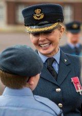 Hon Group Captain Carol Vorderman, MBE