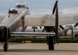 Tail of Two Lancasters