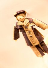 Auschwitz Doll