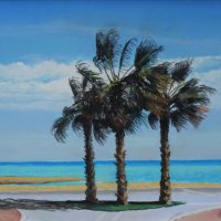 Three Palms ElGouna - pastels
