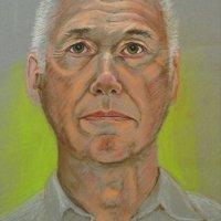 Self portrait - Pastels