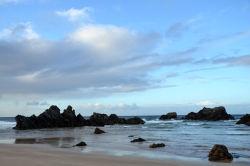 Durness Beach Rocks
