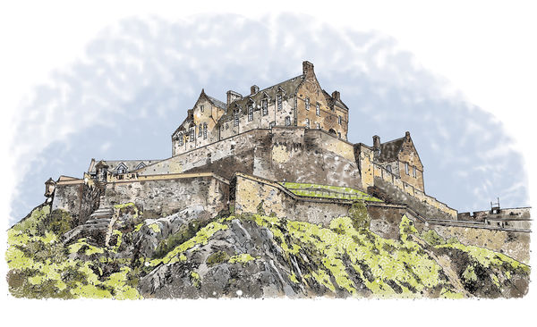Digital_illustration_SallyBarton_Torridon_ScottishHeritage