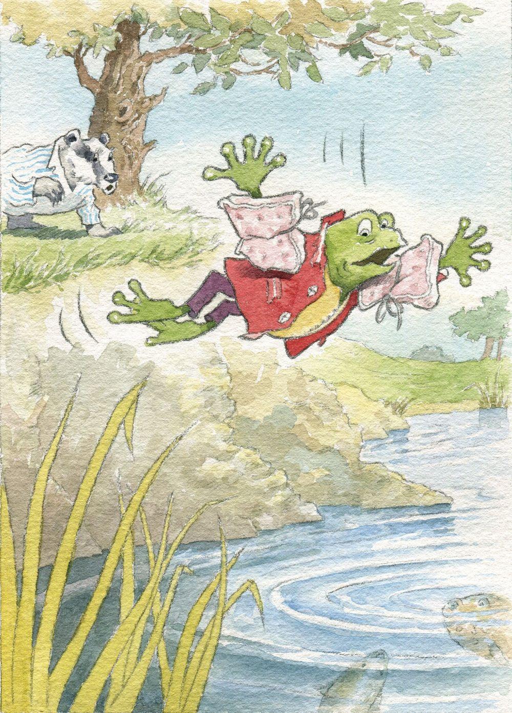 watercolourillustration_sallybarton_childrensfiction_FrogStory