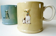 Waitrose Dog & Cat mugs
