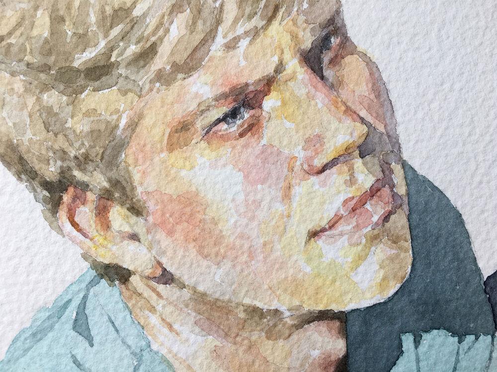 portrait_watercolour_covid_SallyBarton