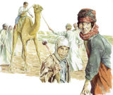 Bedouins - children's non fiction