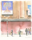 'Outside the Theatre'