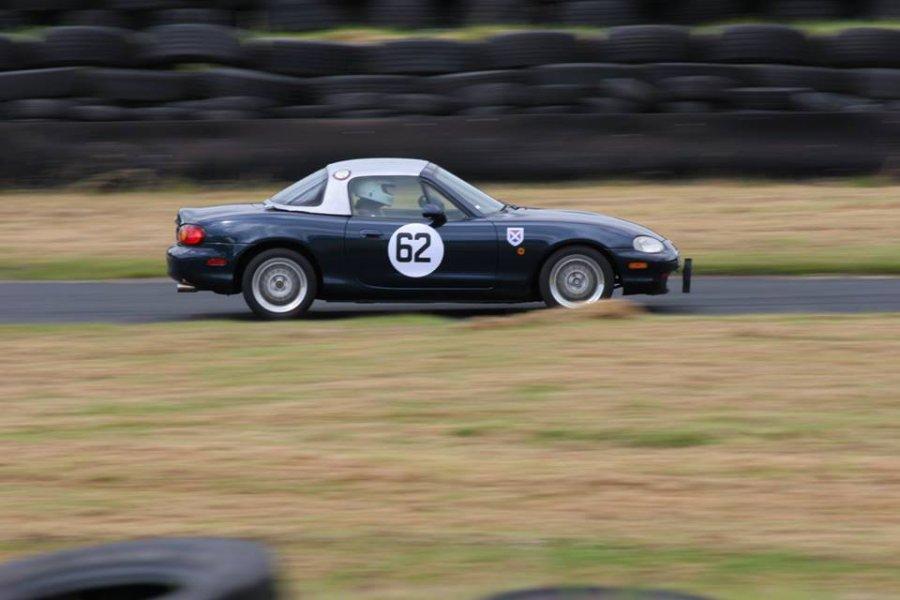 My Mk2 RS at Kames