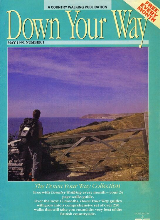 Published/Down your Way