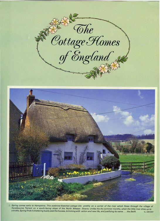 Published/Cottage Homes