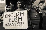 Anti-War Demonstration, London