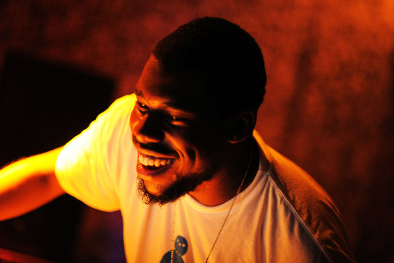 Flying Lotus, Bristol, 2009