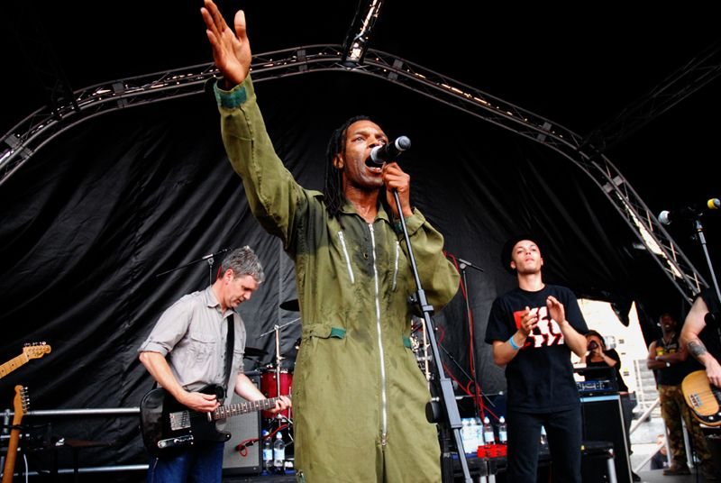 The Beat, Bristol, 2007