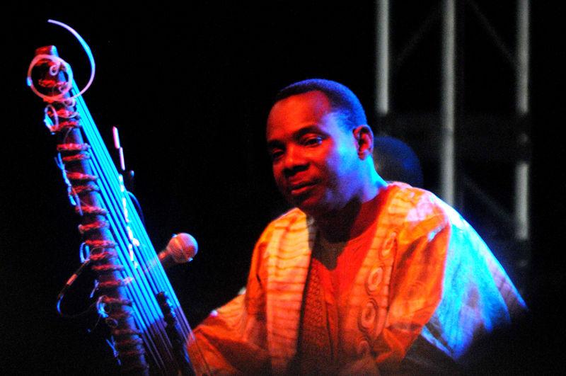 Tomani Diabate, WOMAD, 2008