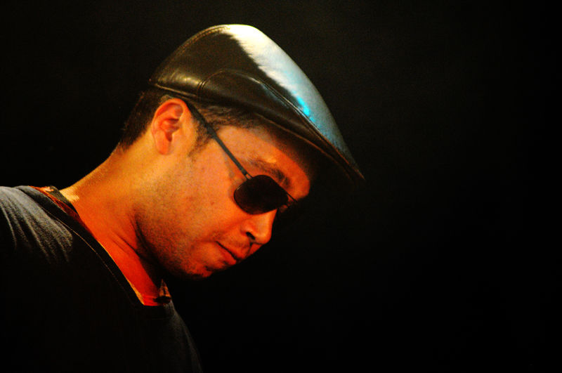 Finley Quaye, WOMAD, 2008