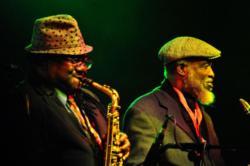 The Skatalites, WOMAD, 2009
