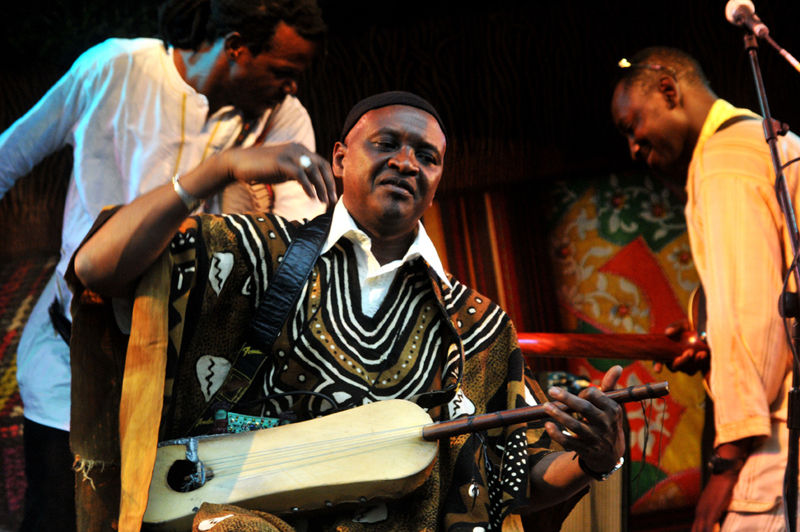 Malick Pathé Sow, WOMAD, 2009
