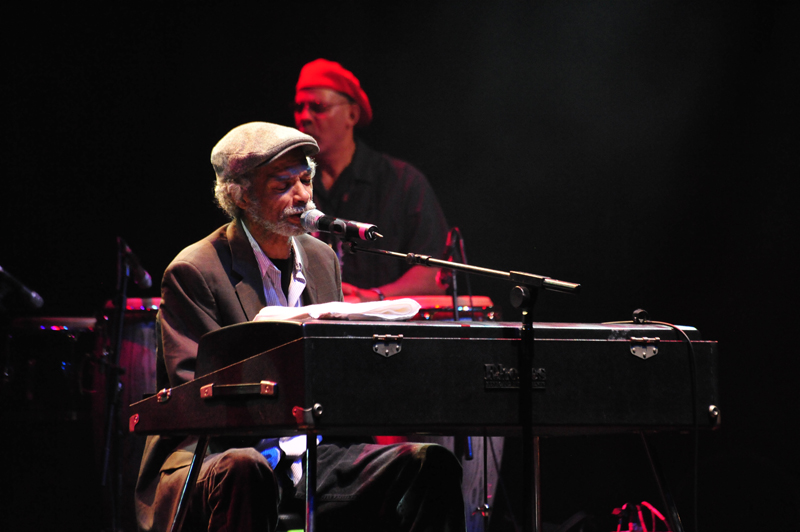 Gill Scott-Heron, WOMAD, 2010