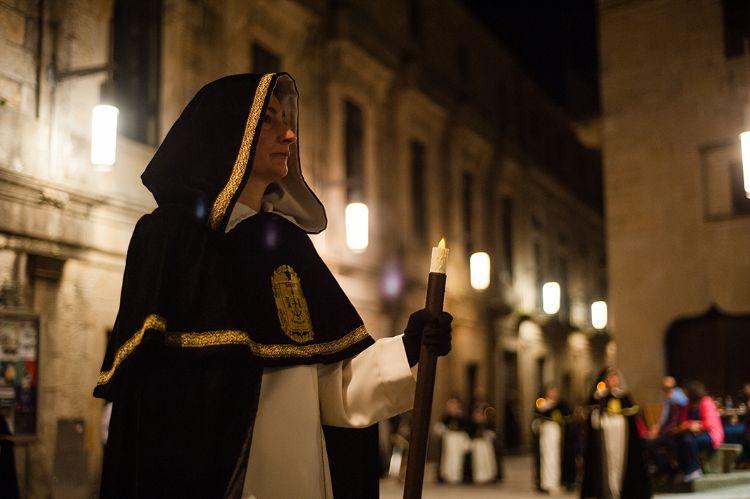 Semana Santa, Pontevedra, Galicia