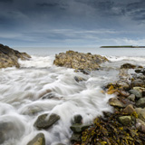 GENTLE TIDE AT DONAGHADEE