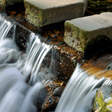STEPPING STONES, COUNTY DOWN.