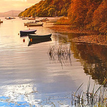 Autumn on Loch Lomond