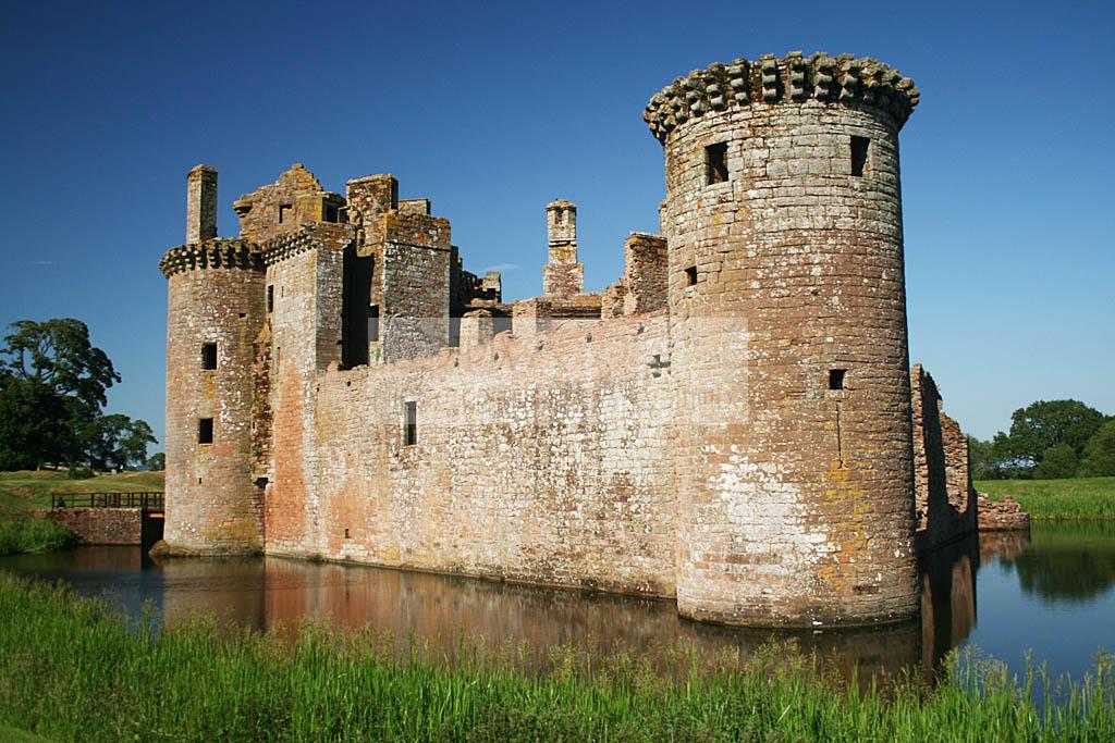 Caerlaverock Castle