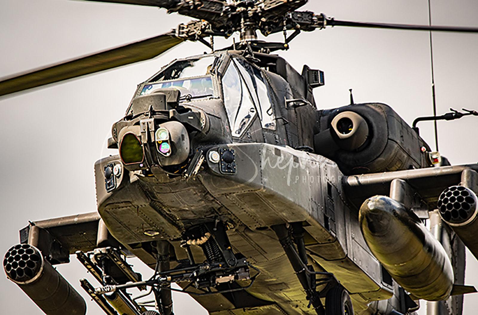 AugustaWestland Apache AH Mk 1