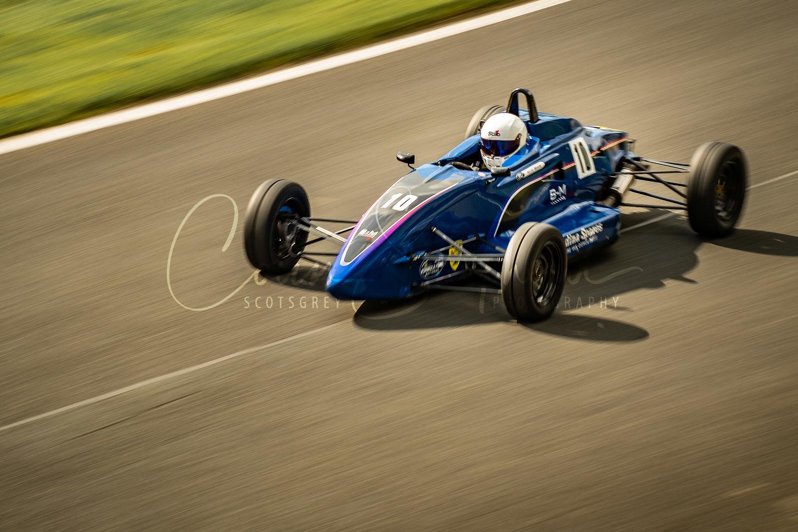 Van Diemen JL15 - Nicole Woods - B-M Racing