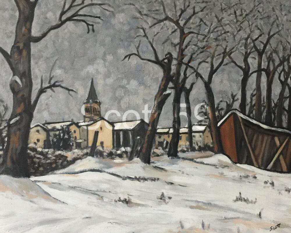 L'hiver, Vernassal 2021