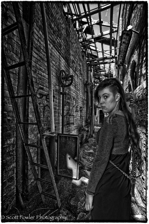 Alley Assassin