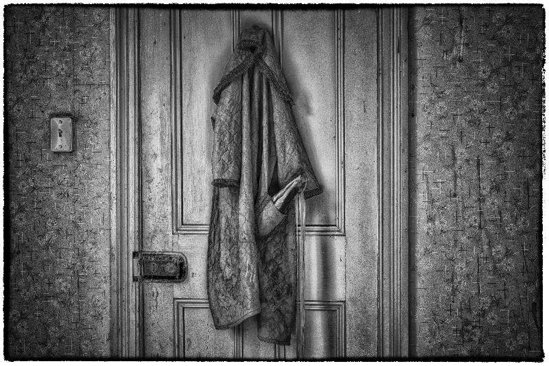 Back of the door