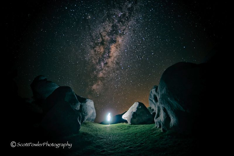 Castlehill ,Milky way 3