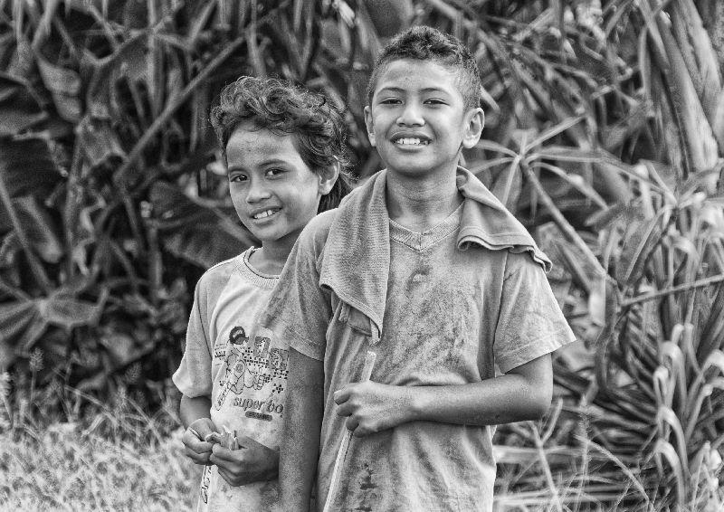 Children Savaii-15