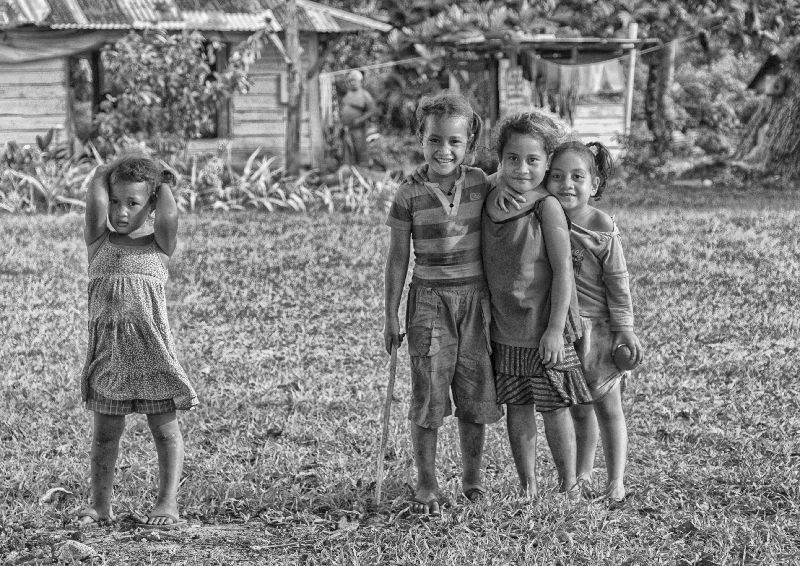 Children Savaii-21