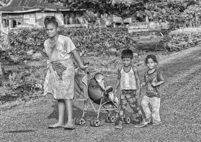 Children Savaii-23
