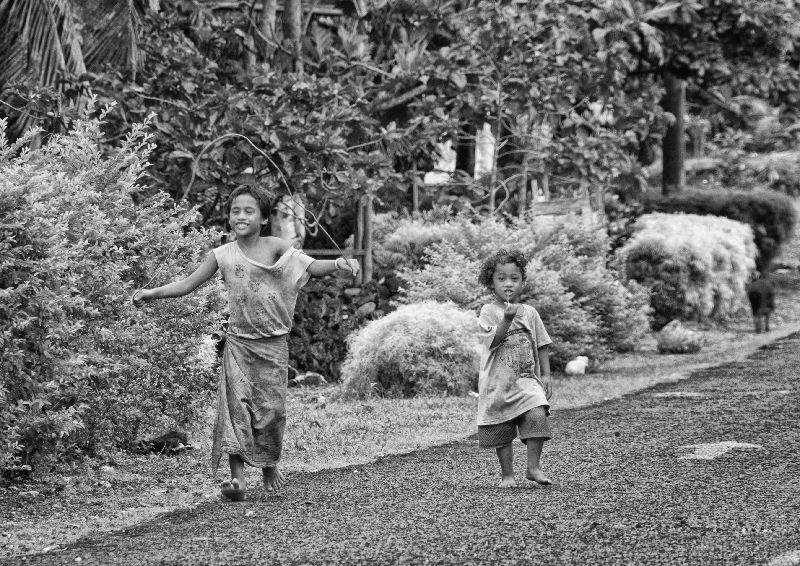 Children Savaii-34