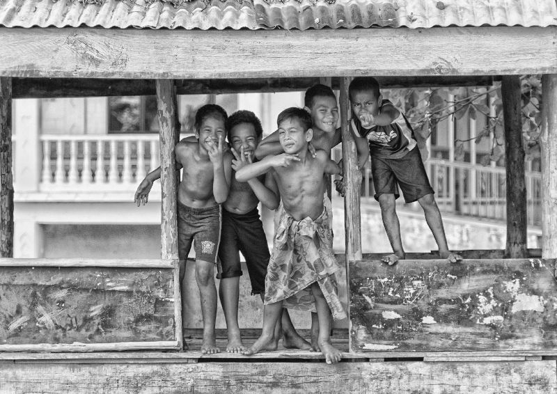 Children Savaii-35