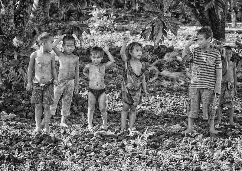 Children Savaii-42