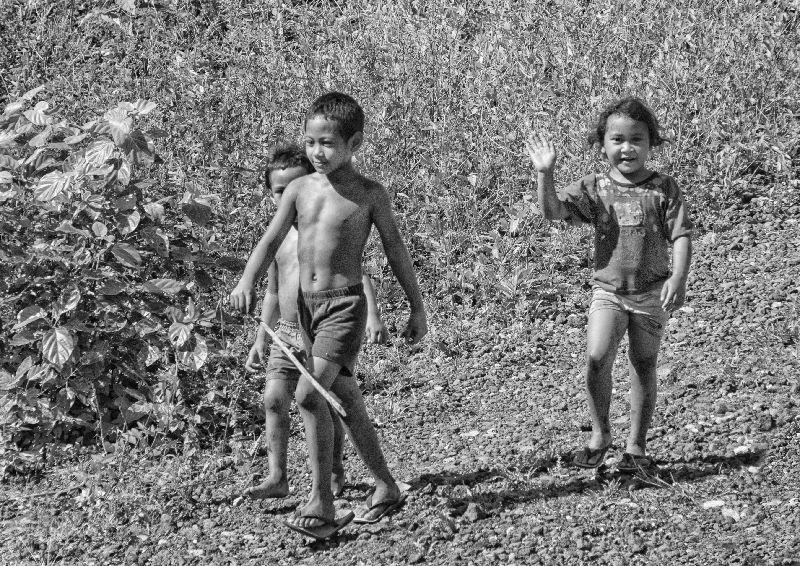 Children Savaii-44
