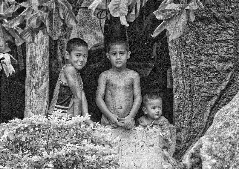 Children Savaii-49