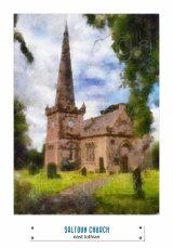 SALTOUN CHURCHEAST LOTHIAN